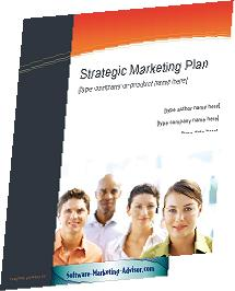 software marketing, software marketing plan