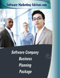 software company business plan, business plan template